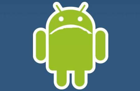 android-sad