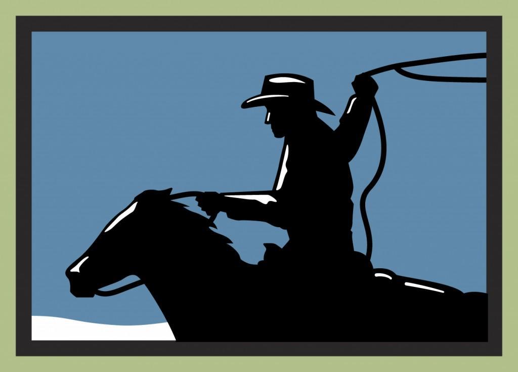 cowboy-backlit-767158
