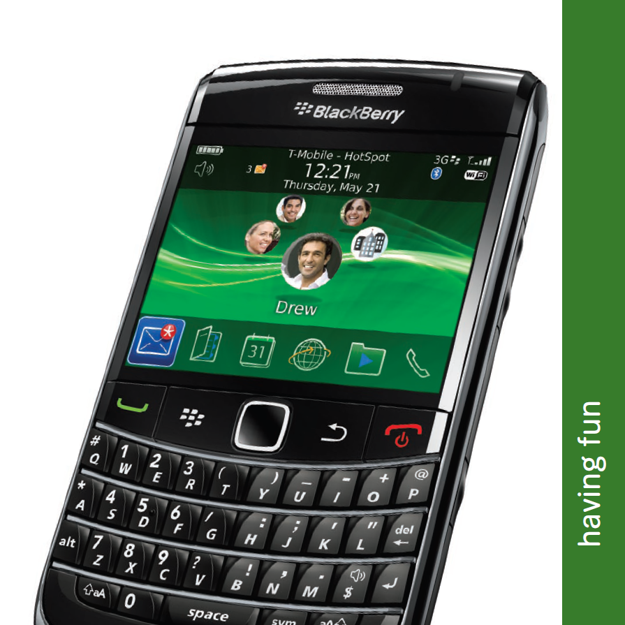 t mobile blackberry bold 9700 manual start guide tmonews rh tmonews com BlackBerry Bold 9900 White BlackBerry Bold 9930
