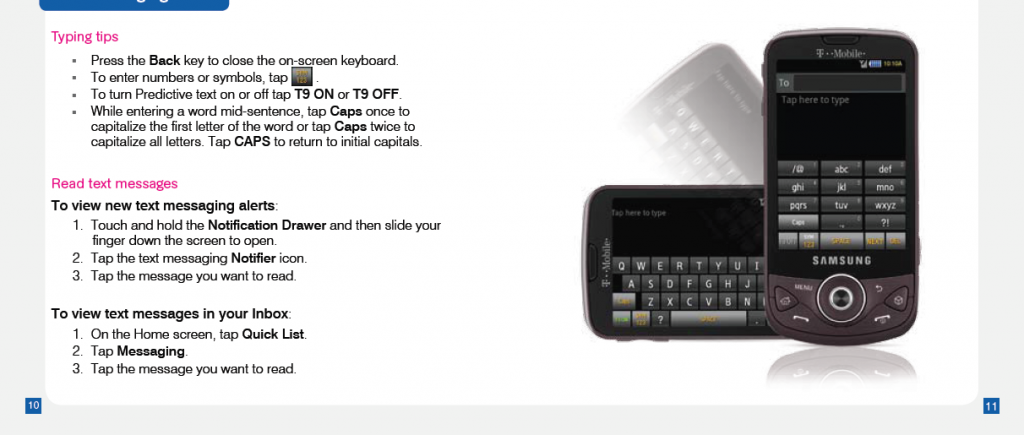 t mobile samsung behold ii manual start guide tmonews rh tmonews com