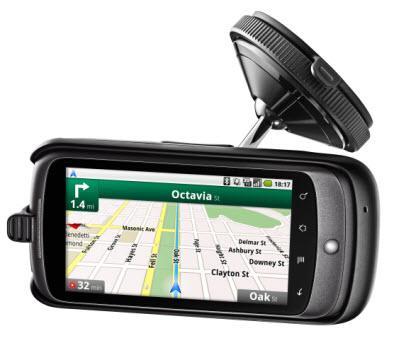 Nexus One car_dock