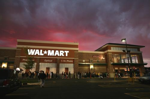 Walmart, the place to 'Wallydock'