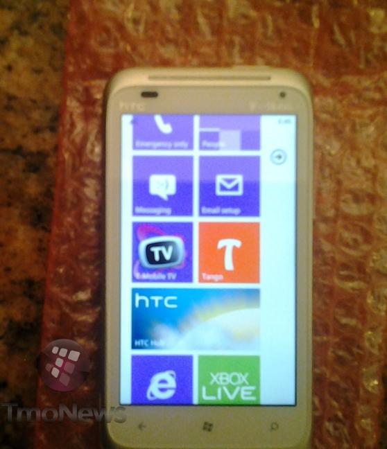 HTC Radar 4G For T-Mobile Hanging Around In The Wild - TmoNews