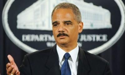 Attorney General Holder annouces charges against people supporting Somalian terroist group in Washington