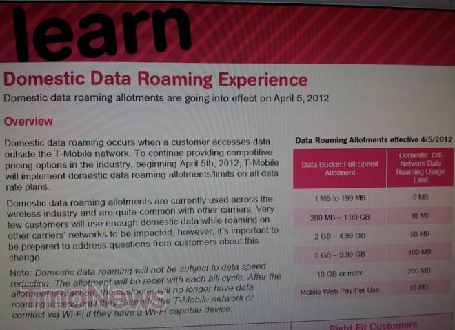 T mobile changes to domestic data roaming detailed confirmed for well sciox Gallery