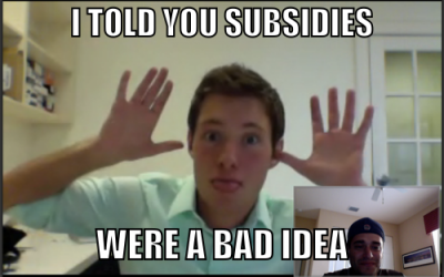 Aaronhatessubsidies