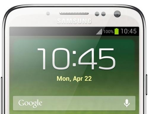 April Galaxy S4