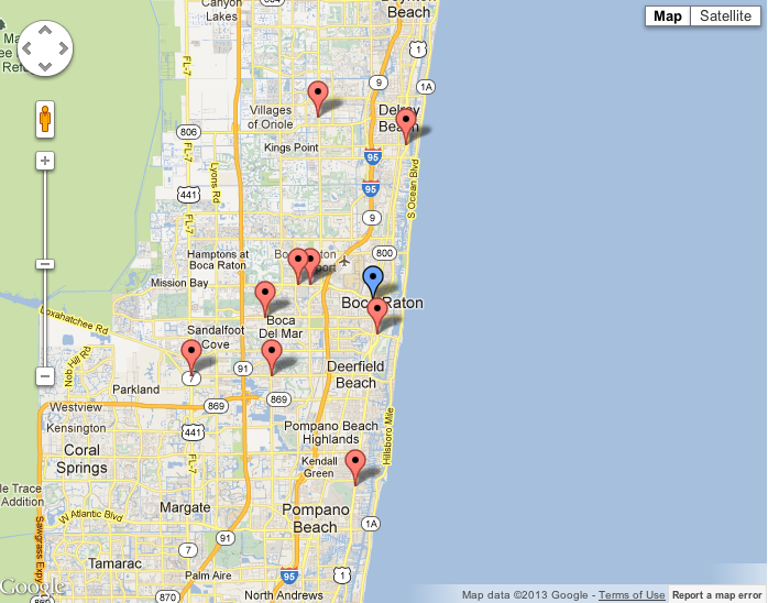 Google Unveils Nexus 4 Retail Store Locator Only Works With T