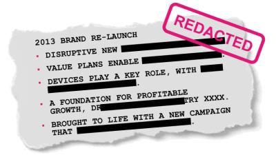 redactedinfo