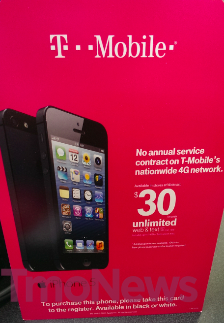 Best Buy Joins Walmart With Prepaid iPhone 5 Sales On TMobile TmoNews