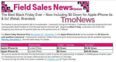 iPhone 5s:5c deals