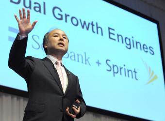 Japan Softbank  to acquire Sprint