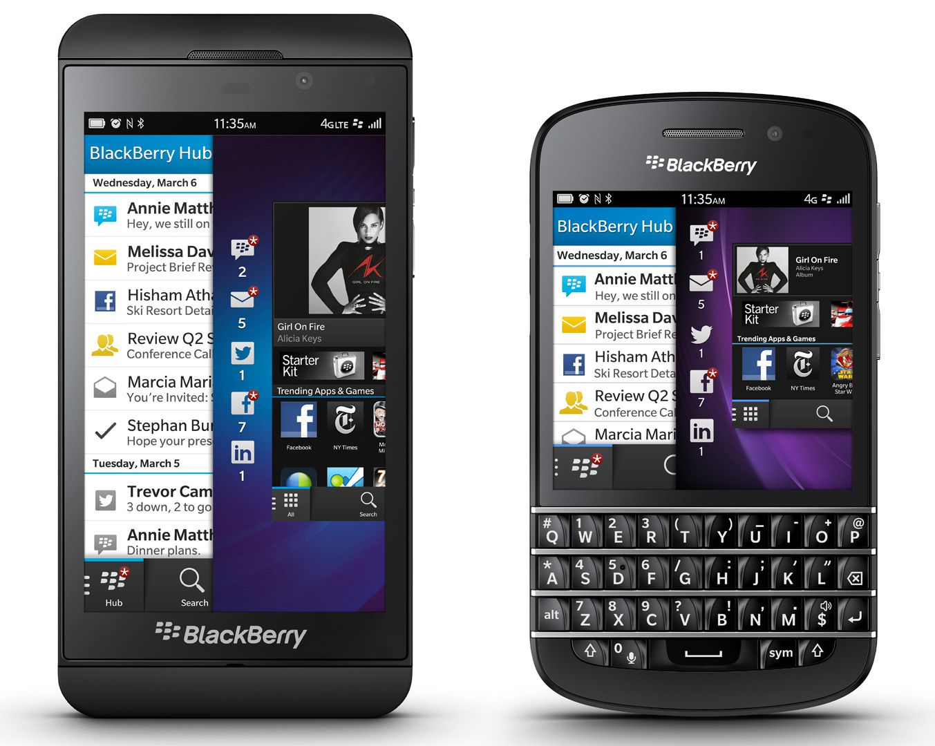 BlackBerry-Z10-Q10 - TmoNews