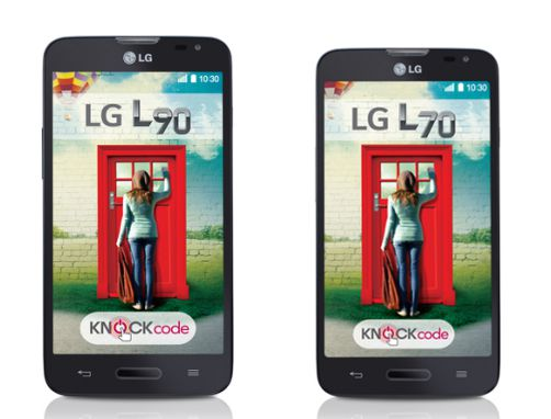 lg optimus phones
