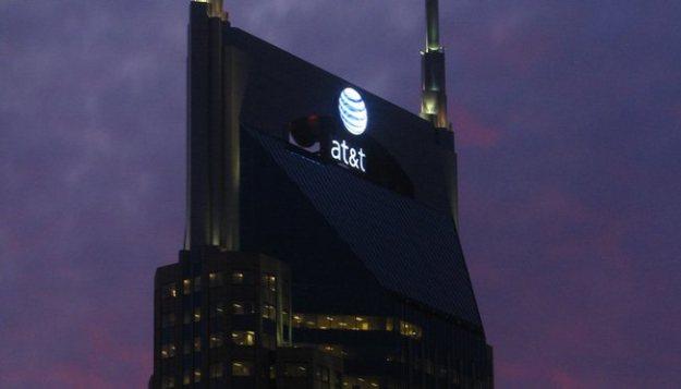 att-sign-building