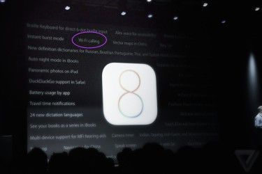 iOS 8 listsfeatures
