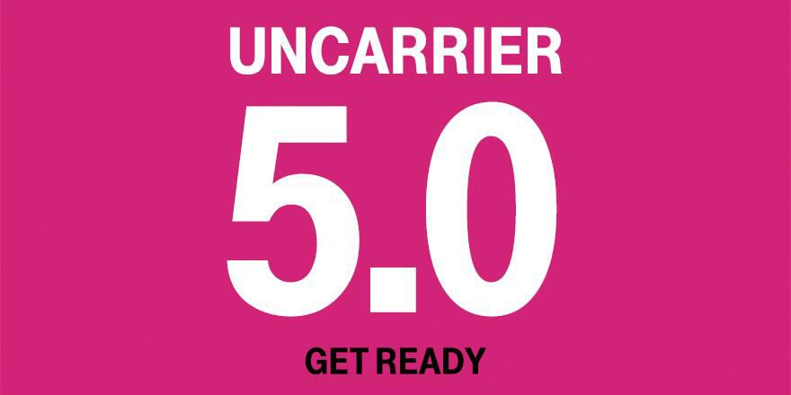 T-Mobile unveils Un-carrier 5.0: free iPhone 5s Test Drive, LTE ...