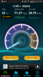 Portland Oregon, Wideband