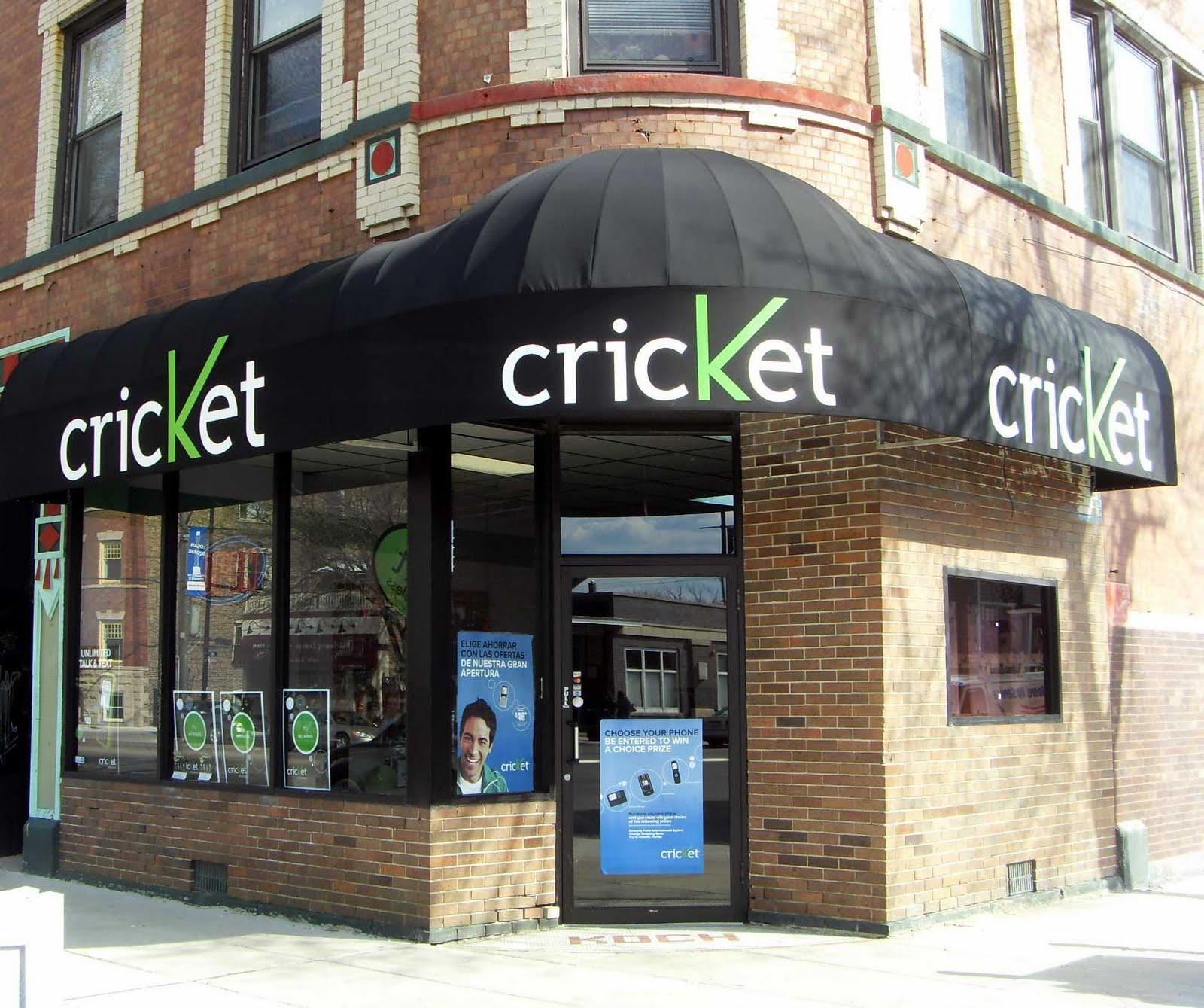Cricket Wireless Store Chicago Logan Square Neighborhood Tmonews
