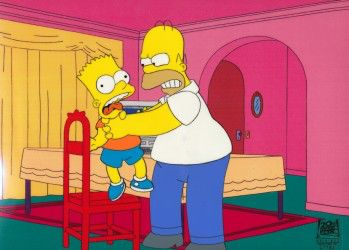 homer throttle bart