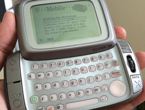 original sidekick T-mobile