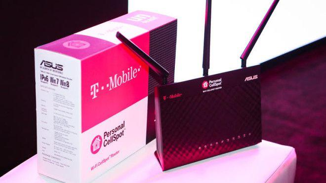 You can now purchase T-Mobile Wi-Fi CellSpot Routers to own