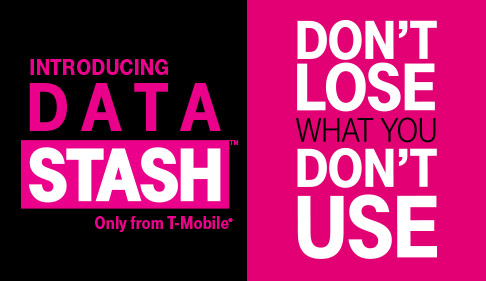 T-Mobile's Un-carrier 8.0 move is Data Stash, will carry your ...