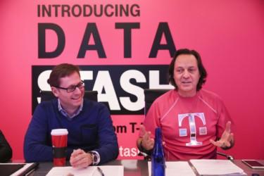 Uncarrier 8.0 Data Stash Announcement