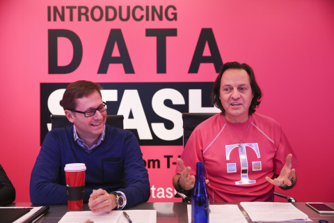 Uncarrier 8.0 Data Stash Announcement