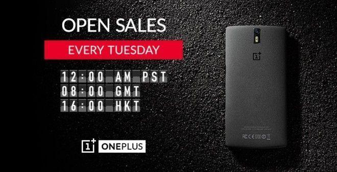 OnePlus One sales
