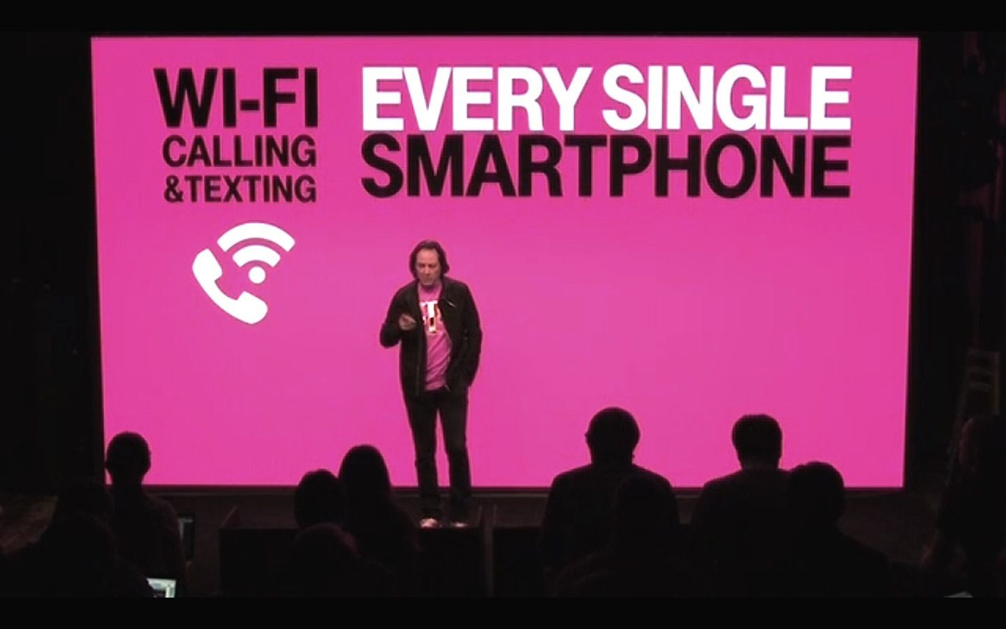 T Mobile Uncarrier 7 Wifi Calling
