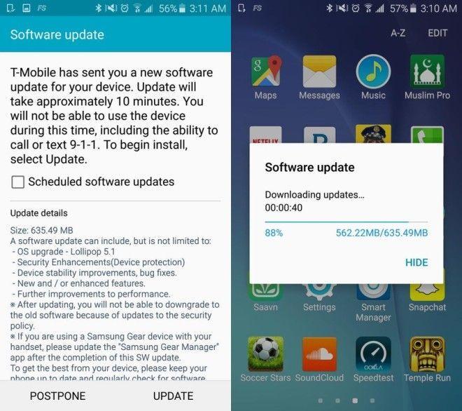 software update iphone 5.1.1