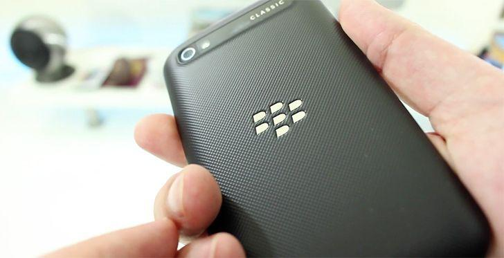 BlackBerry Classic now getting its Wi-Fi Calling update