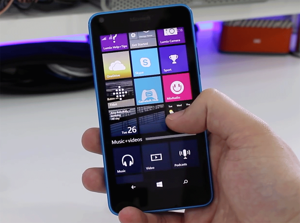 update winphone 8.1 to 10