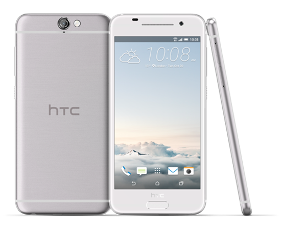 HTC's One A9 shows off Android Marshmallow and iPhone likeness