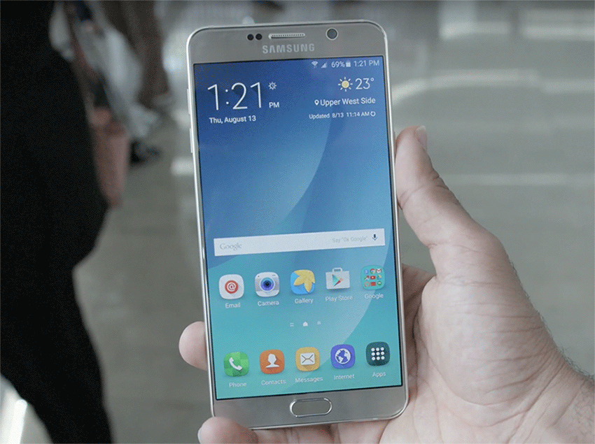 T-Mobile Galaxy Note 5 and S6 edge+ receiving updates