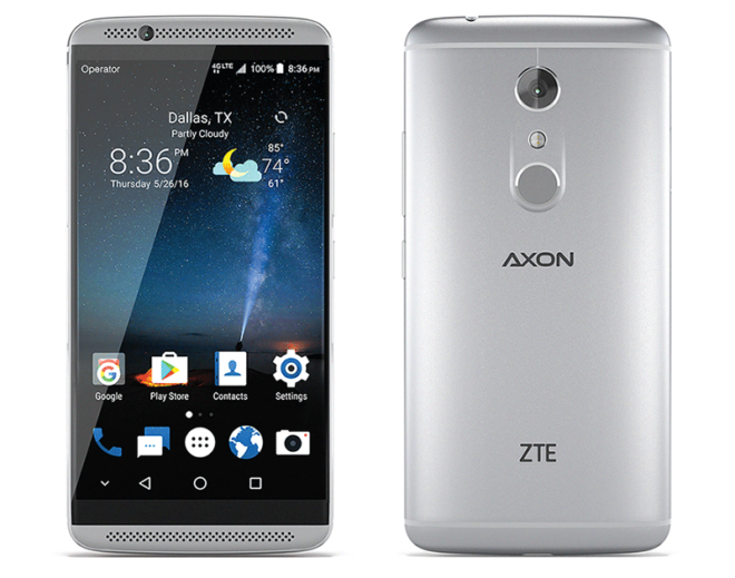 ZTE Axon 7 is a new Android flagship designed with help ...