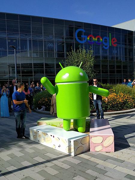 androidnougatstatuetmo