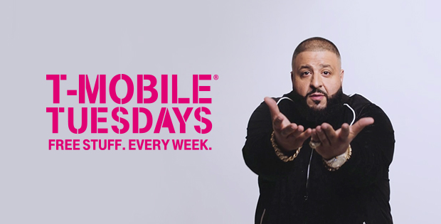 T mobile tuesdays will offer discounted movie ticket free ebook tmobiletuesdaysdjkhaled fandeluxe Choice Image
