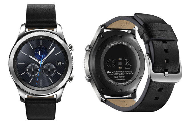 Samsung Gear S3 Classic with LTE is coming to T-Mobile - TmoNews