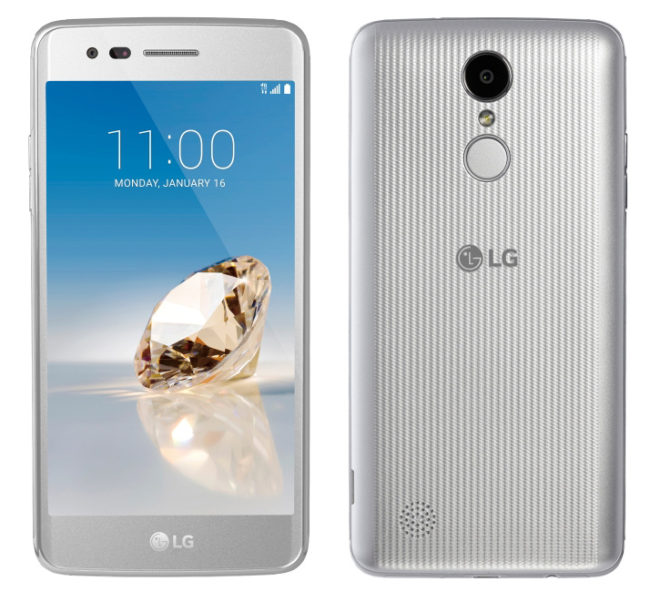 LG Aristo Affordable Smartphone Launched with Android Nougat - Check Price and Specs