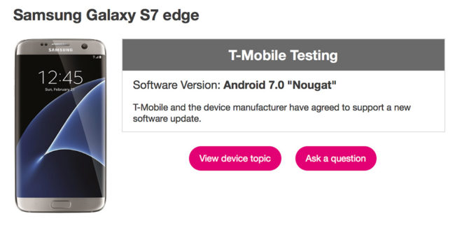 tmogalaxys7edgeandroid70update