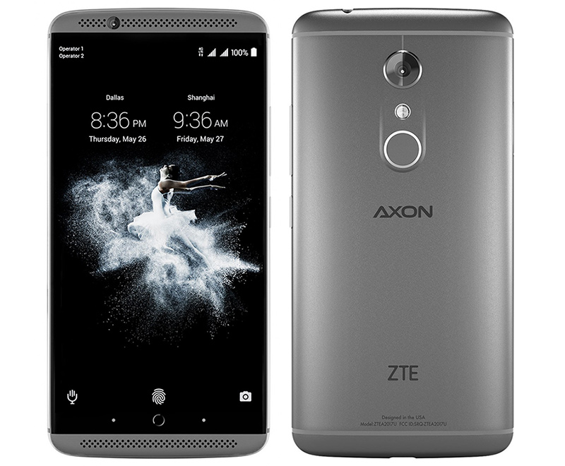ZTE Axon 7 receiving Android Nougat update, Daydream support
