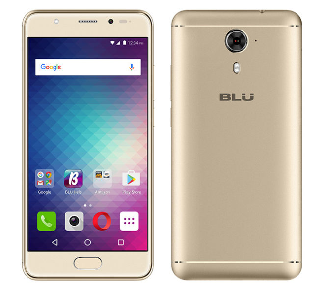 BLU Life One X2 Mini with 4GB RAM running on Android Marshmallow unveiled
