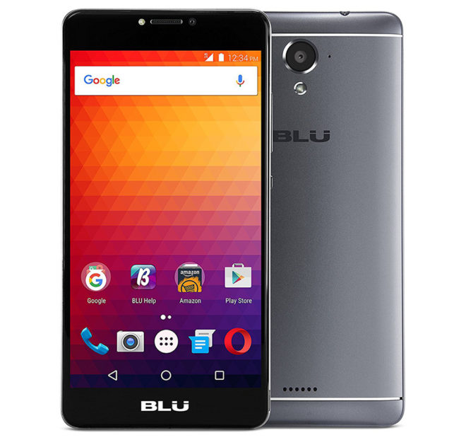 BLU R1 Plus launched with 5.5-inch screen and 4000mAh battery