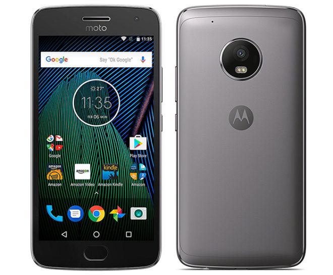 Unlocked Moto G5 Plus found to support T-Mobile VoLTE and Wi