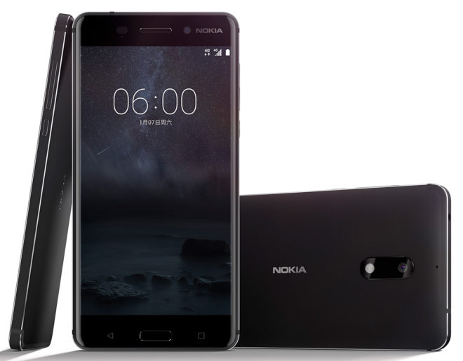 The Nokia 6 is coming to the USA in July for $229