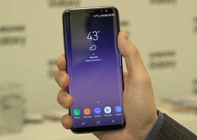 Samsung Galaxy S8 and S8 Plus get feature-rich update