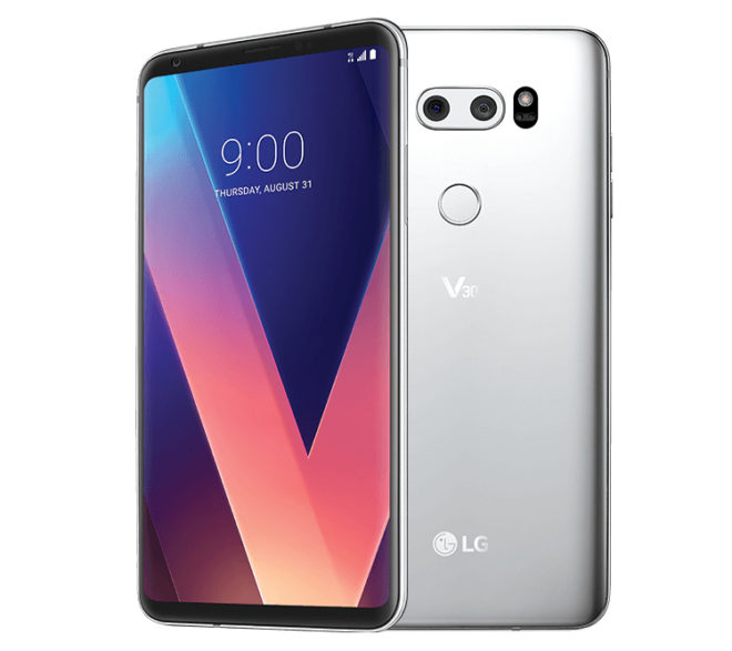 LG V30 is coming to the United States in early October