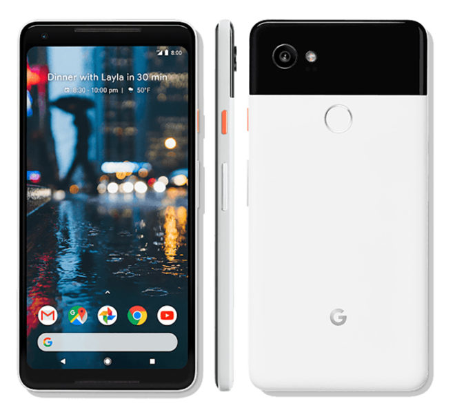 Google offering free USB-C charger with Pixel 2 purchase
